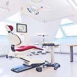 Behandlungsraum der Praxis Dr. Jens Stotz